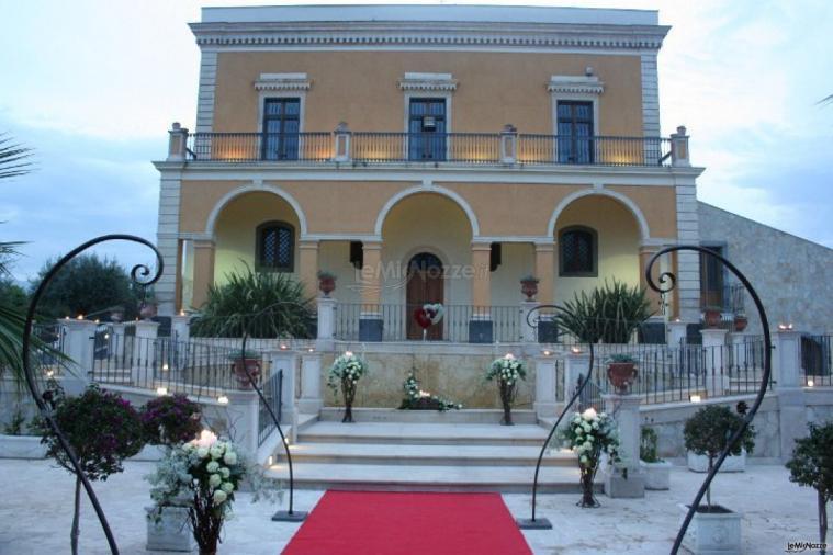 Villa parsifal antico casale per matrimoni a catania - Piscine a catania e provincia ...