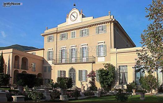 Villa per il matrimonio a Pisa