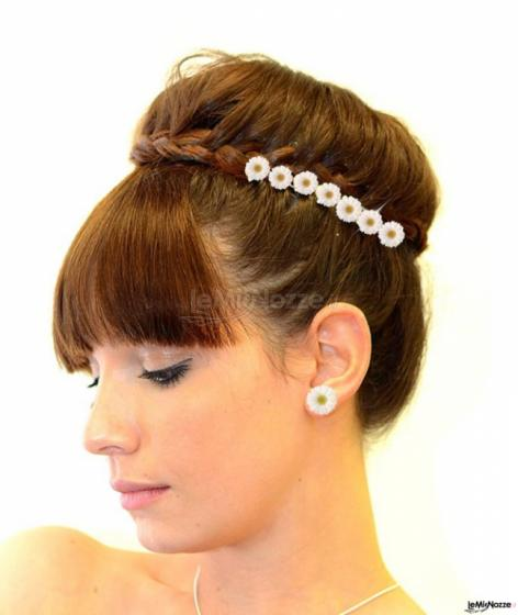2e97b11111d0 Foto 229 - Acconciature da sposa capelli raccolti - Acconciatura ...