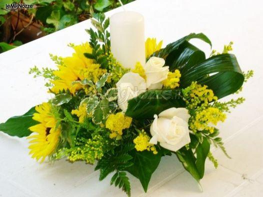 Fiori Matrimonio Girasoli : Villa rusconi clerici fiori e colori per il tuo matrimonio