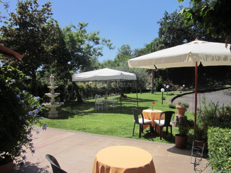Boutique di Charme - Gazebo all'aperto