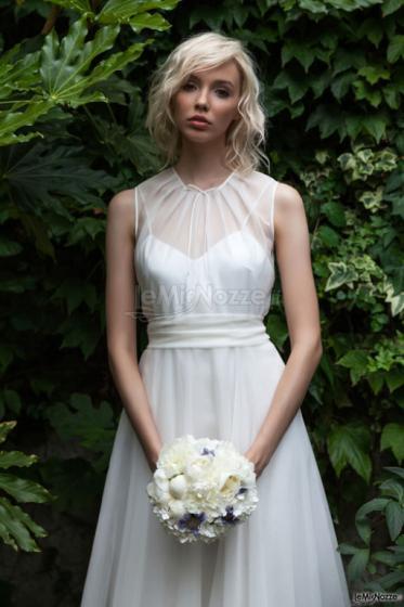 abito da sposa mod. Ambra