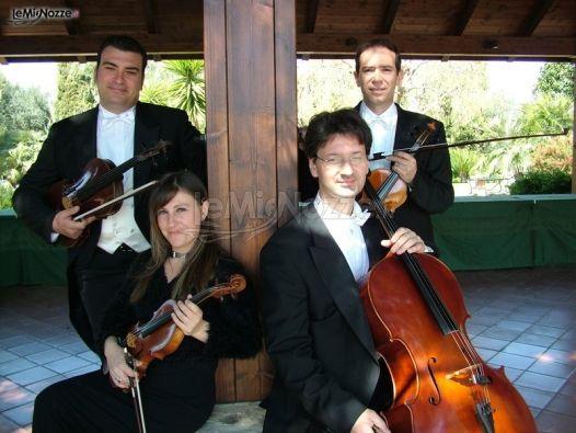 Musica per il matrimonio - Quartetto d'archi Gershwin