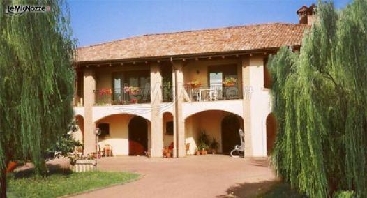 Agriturismo per matrimoni ad Anzola dell\'Emilia (Bologna)
