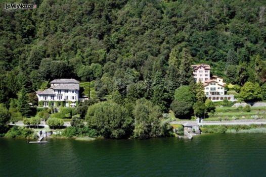 Villa e Casali della Cisterna