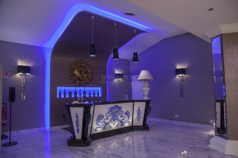 Villa Demetra - L'angolo del bar