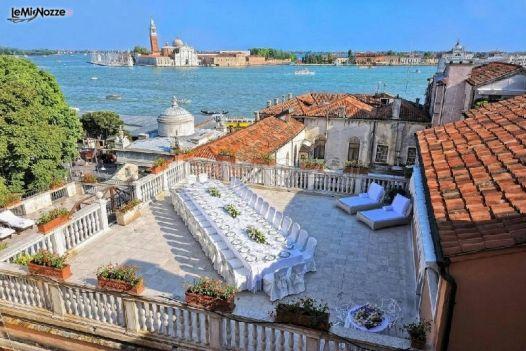 Luna Hotel Baglioni per ricevimenti di nozze a Venezia