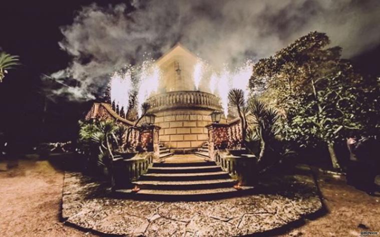 Villa Vergine - Fuochi d'artificio
