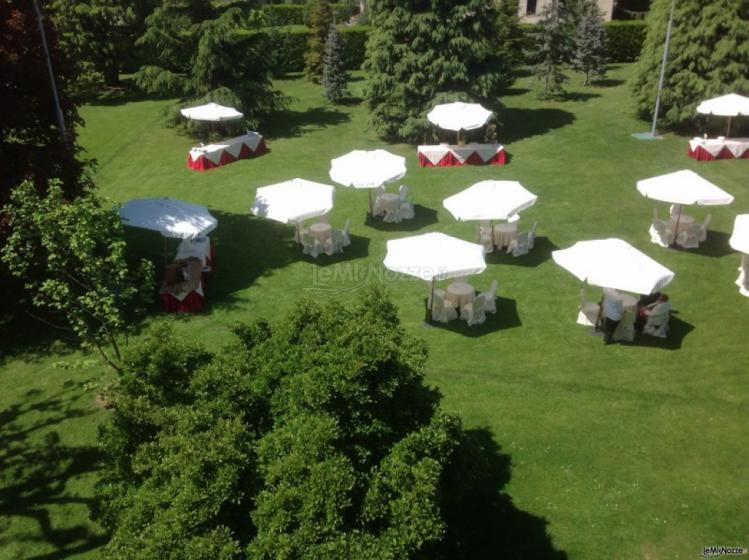 Ricevimento Di Matrimonio In Giardino A Torino Villa