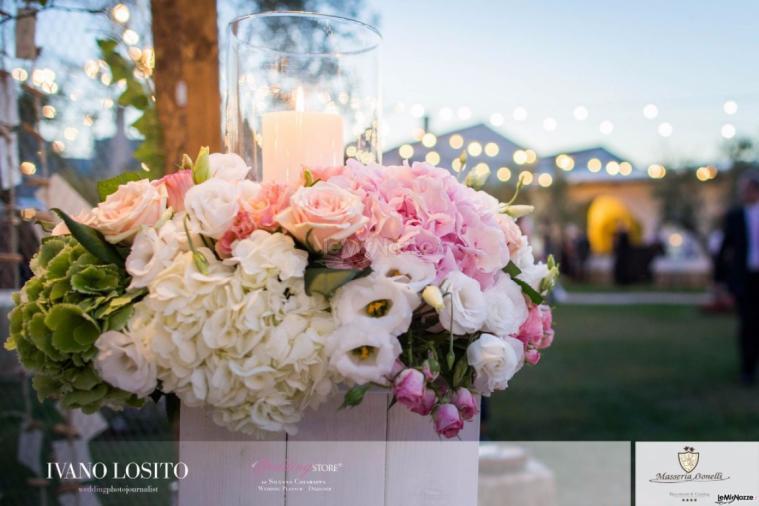 Masseria Bonelli - Dettagli floreali