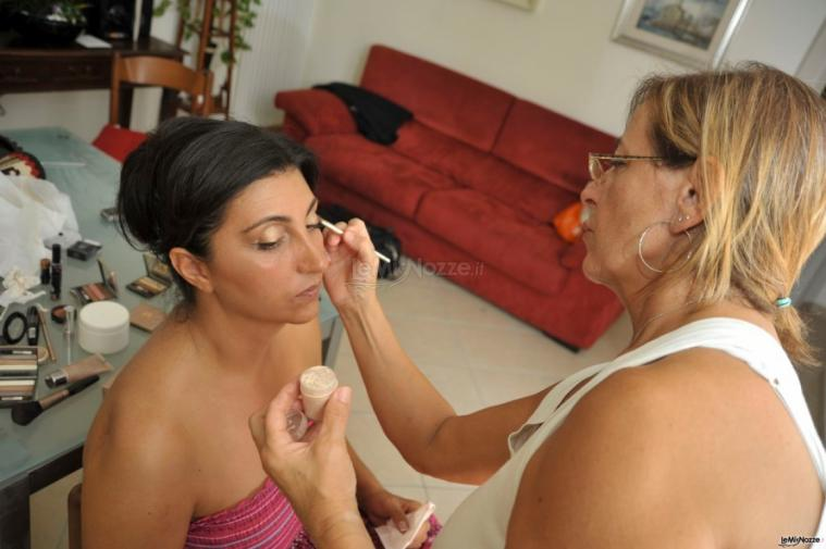 GreenPhotoVideo - Preparazione della sposa