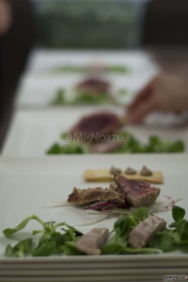 Ristorante Alla Veneziana - Assaggi di carne