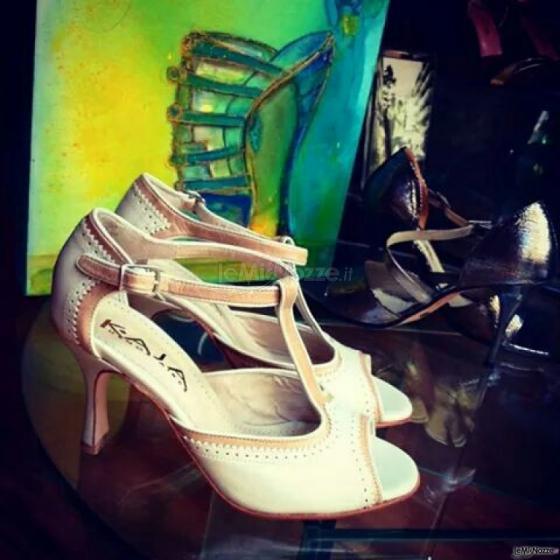 Kaja Tango Spose - Le scarpe su misura per il matrimonio a Roma ... 6d1e6802876