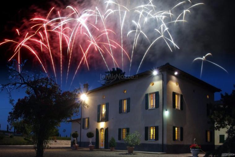 Villa Fabio - Location per il matrimonio a modena