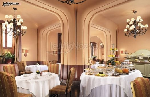 Ricevimento Di Matrimonio In Hotel Residenza Di Ripetta