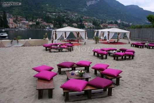 Matrimonio Spiaggia Ricevimento : Ricevimento di matrimonio in spiaggia matrimoni d autore