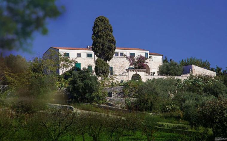 Masseria Montepaolo - Una vista dell'agriturismo