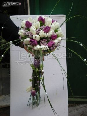 Bouquet Sposa Lungo.Foto 130 Bouquet Sposa Bouquet Per La Sposa A Gambo Lungo