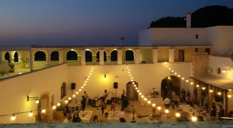 Masseria Casamassima - Il matrimonio di sera