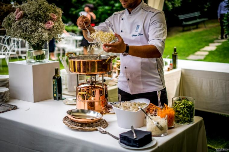 T'a Milano Catering & Banqueting - Show cooking