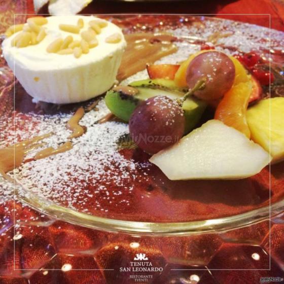 Tenuta San Leonardo - misto frutta