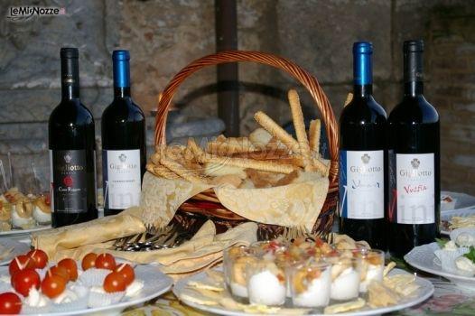 Catering per il matrimonio in Sicilia - Catering Gigliotto