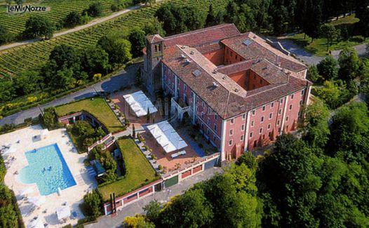 L'Hotel Monte del Re - Gozza (Bologna)
