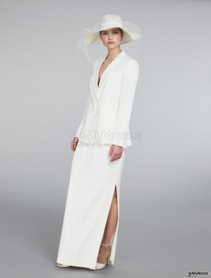Max Mara Bridal - Gonna in cady