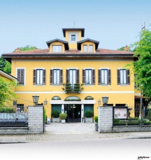 Ristorante Villa Magnolie Galbiati Garbagnate Milanese