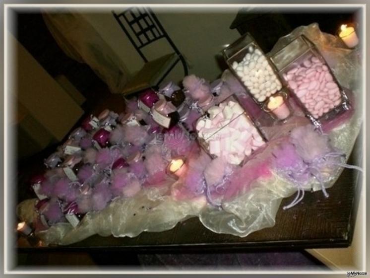 Il tavolo dei confetti - Save The Party