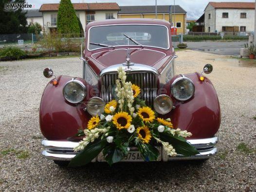 Composizioni Con Girasoli Matrimonio : Foto addobbi floreali location con