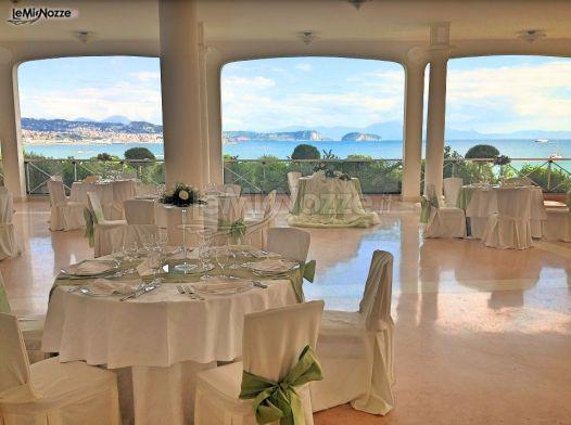 Matrimonio In Tedesco : Sala vista mare per il banchetto di nozze poggio ruppelt