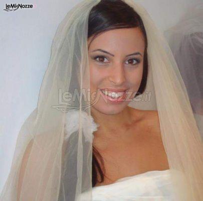 Make up sposa di Brenda Lazzara, a Mascalucia (Catania)