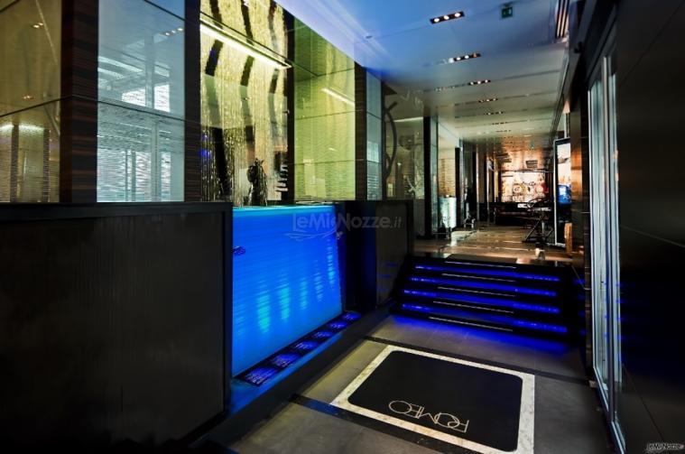 Romeo Hotel - Ingresso della location