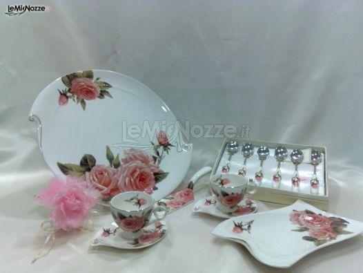Servizio di piatti per la casa degli sposi creazioni di for La casa degli sposi