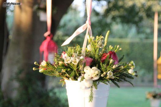 Allestimenti Floreali Matrimonio Country Chic : Foto addobbi floreali chiesa e cerimonia dettagli