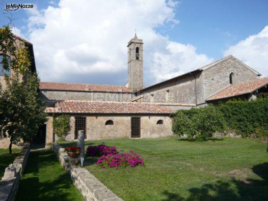 Convento San Bartolomeo - Residenza d'epoca per il matrimonio