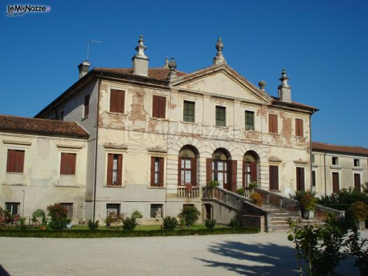 Villa per il ricevimento di matrimonio a Vicenza - Villa Da Porto Slaviero