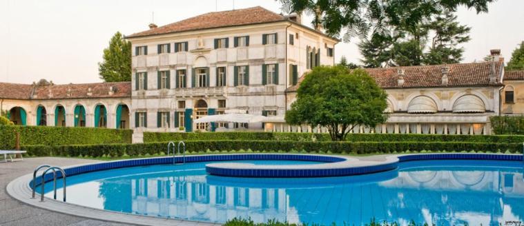 Hotel Villa Condulmer - La villa per il ricevimento di nozze a Treviso