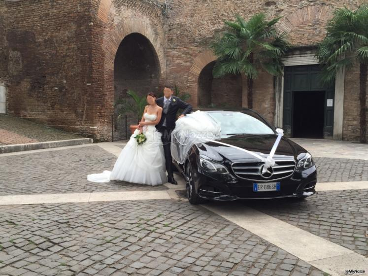 MPS autonoleggio Roma - Il noleggio auto per il matrimonio a Roma