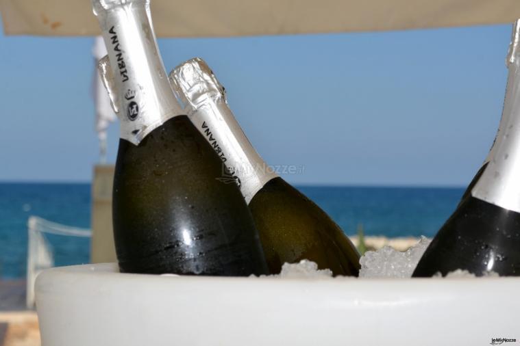 Champagne di nozze