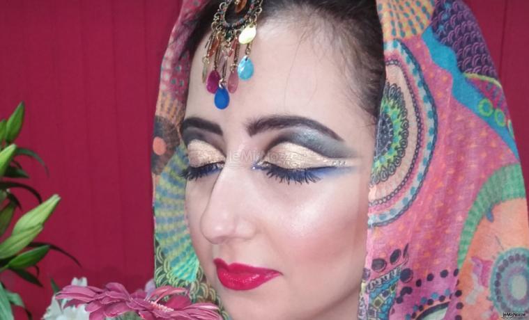 Mary P. xyraMakeup Beauty - Il trucco per la sposa a Catania