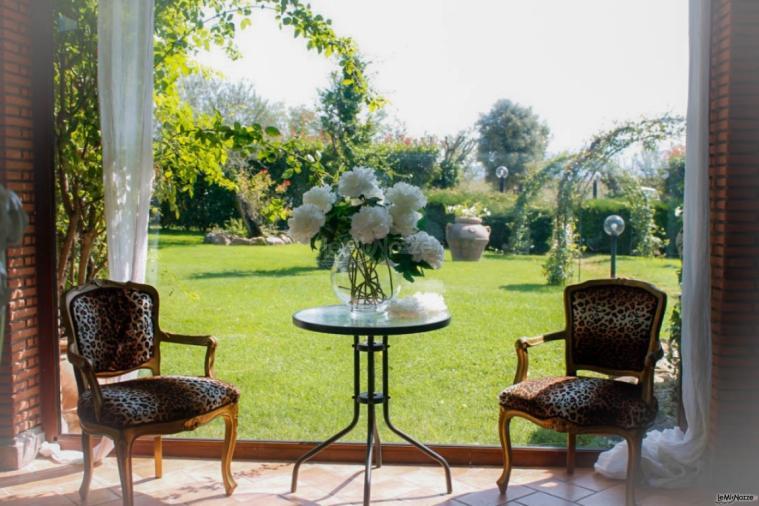 Agriturismo Monteparadiso - Location per il matrimonio a Viterbo