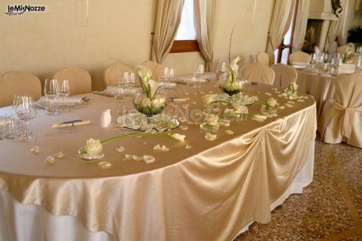 Ricevimento di matrimonio in villa