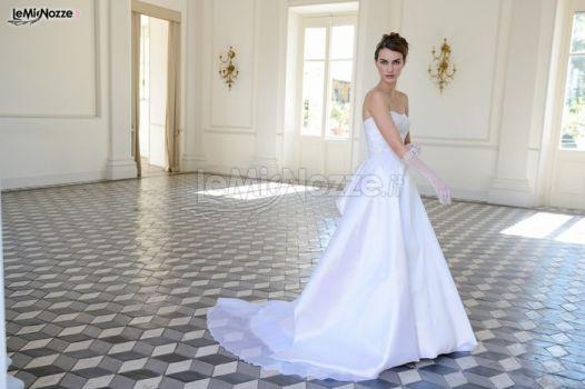 on sale fe542 64944 Elvira Gramano - Vestiti da sposa a Roma - LeMieNozze.it