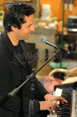 Andrea Sbriccoli Fontana - Musica per il matrimonio a Roma