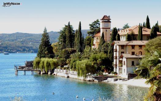 Matrimonio Spiaggia Lago Di Garda : Matrimonio sul lago di garda grand hotel fasano foto