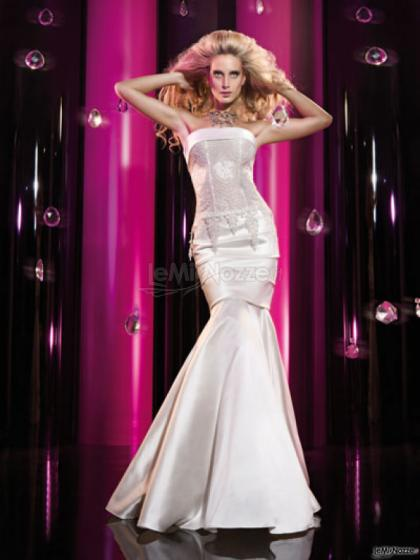 21ebcb4a4fb3 Foto 126 - Abiti da sposa a sirena - Colazione da Tiffany - Le spose ...