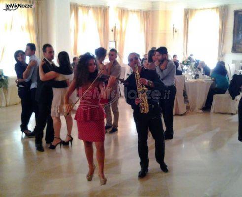 Musica per il matrimonio a Bari e provincia