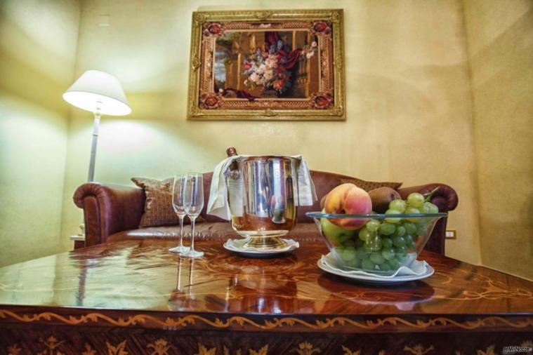 Grand Hotel Vigna Nocelli Ricevimenti - Il salotto